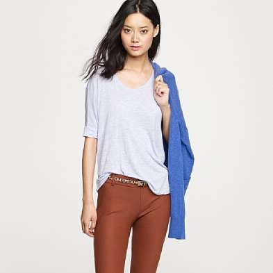 Tracey Evelyn Fashion J Crew