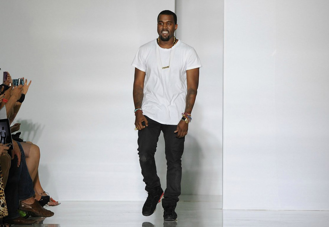 Tracey Evelyn Wardrobe Kanye West