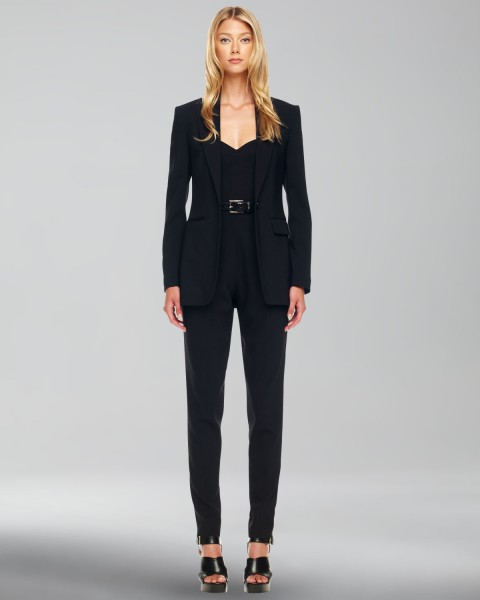 Tracey Evelyn wardrobe Jumpsuit jacket