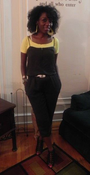 Tracey Evelyn jumpsuit