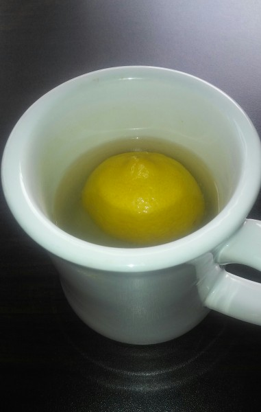 Lemon Water with Tracey Evelyn1