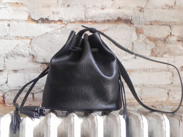 TraceyEvelyn Free People bucket bag 1