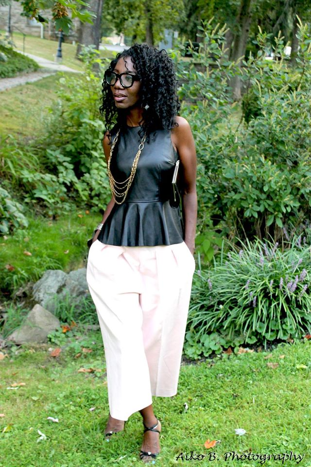 Think out of the box with culottes Tracey Evelyn