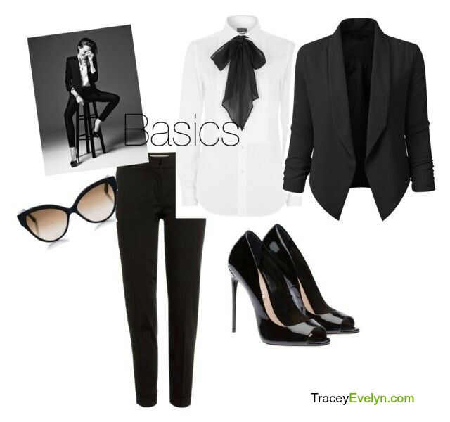 Tracey Evelyn wardrobe basics1