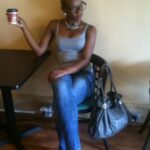 """Coffee Shop Style: Check out """"V"""""""