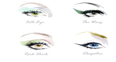 Tracey Evelyn Personal Shopper Eye Liner Styles