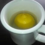 Lemon Water is Great For The Skin